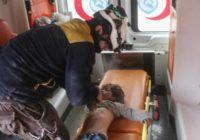 """الغارات الروسية تدك ريف حلب و""""الخوذ البيضاء"""" تحذر من كارثة إنسانية"""