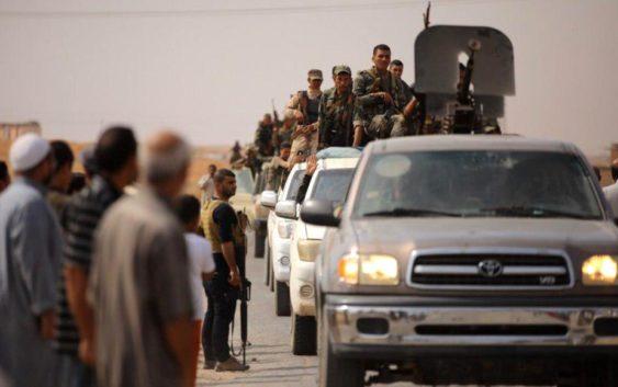عشرات القتلى بهجوم على مواقع لجيش النظام بإدلب