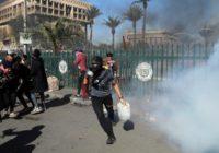 دمار بالناصرية وتجدد المصادمات ببغداد