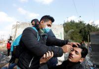 مواجهات متقطعة ببغداد..مع انتهاء مهلة المحتجين