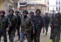 النظام السوري يواصل معاركه بإدلب.. ويسيطر
