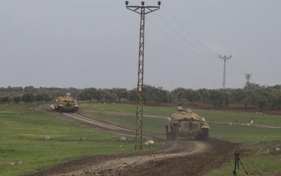 تصعيد كبير بإدلب.. مقتل 5 جنود أتراك ورد مكثف من القوات التركية