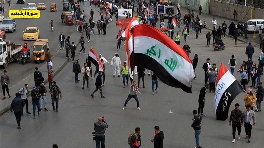 Photo of العراق يدين قصف معسكر للتحالف الدولي شمالي بغداد