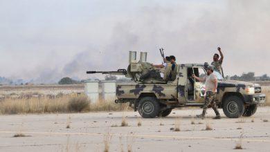Photo of ليبيا.. قوات الوفاق تعلن السيطرة على العاصمة بكاملها