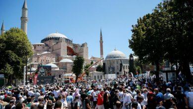 "Photo of أردوغان: ""آيا صوفيا"" سيظل مكانا يستقطب الناس من كافة الأديان"