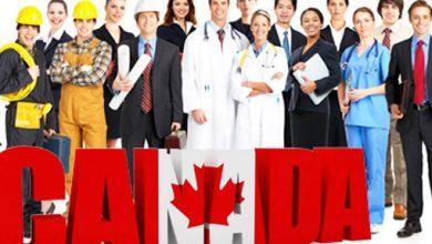 صورة كندا : 2400 شخص سيحصلون على الإقامة عبر برنامج هجرة الكفاءات .