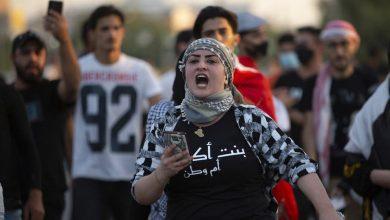 صورة لبصرة تذبح.. كواتم صوت بوجه ناشطين وغضب عارم