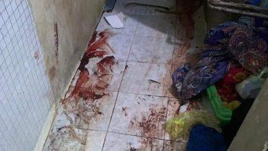 صورة جريمة مروعة بالعراق.. قتل 5 من أقاربه وكتب عبارات طائفية