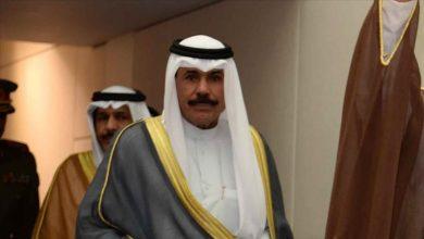 صورة الشيخ نواف الأحمد الصباح أميرا جديدا للكويت