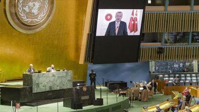 """صورة فلسطين تُشيد بكلمة الرئيس التركي أمام """"الجمعية العامة"""""""