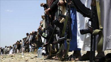 """صورة مقتل 22 من """"الحوثي"""" في مواجهات مع القوات الحكومية"""