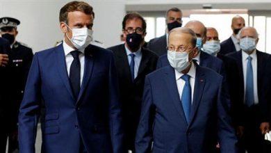 """صورة المبادرة الفرنسيّة إلى الخطة """"ب"""" !"""