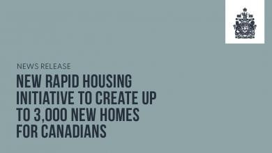 صورة كندا تخصص مليار دولار لإنشاء مساكن جديدة فهل تنخفض أسعار العقارات ؟