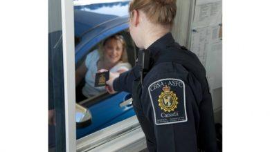 صورة وكالة خدمات الحدود الكندية في ويندسور تحجر طفل في الرابعة من عمره !