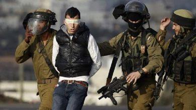 صورة قوات الاحتلال الإسرائيلي تقتحم عدة بلدات في نابلس