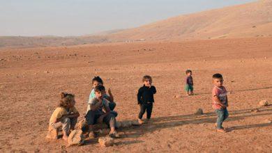 صورة الاحتلال يطرد عائلات فلسطينية في الأغوار الشمالية