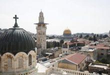 """صورة فلسطين تطالب بـ""""تدخل دولي"""" لوقف حفريات إسرائيلية بمحيط """"الأقصى"""""""