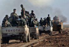 صورة الجيش الوطني يصد هجوما جديدا للوحدات شمال الحسكة