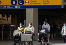 صورة مع تمديد القيود إجراءات جديدة تطال المسافرين القادمين إلى كندا