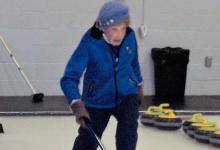 صورة معمّرة كندية في الـ 102 من العمر تدخل موسوعة غينيس