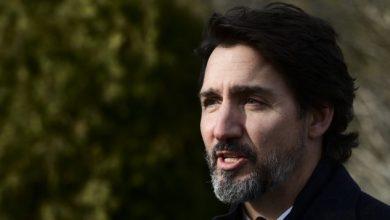 صورة توقعات مخيفة 60 ألف إصابة يوميا و  ترودو يحذر الكنديين !