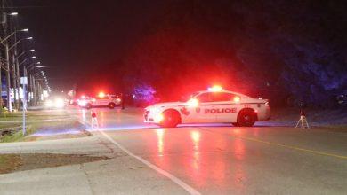 صورة مقتل طفل بعد أن دهسته سيارة شرق مدينة ويندسور – أونتاريو