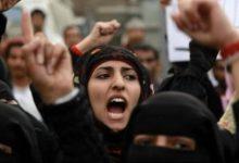 صورة بينهن قاصرات.. أكثر من ألف امرأة يمنية بمعتقلات الحوثي