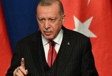 """صورة أردوغان يدعو لوقف """"التصرفات القبيحة"""" تحت عباءة حرية الصحافة"""