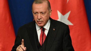 صورة أردوغان: لا ندين لصندوق النقد الدولي ولو بفلس واحد