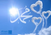 """صورة """"الرحمة المهداة"""".. ماذا فعل النبي حين رأى الحسن والحسين من فوق المنبر؟"""