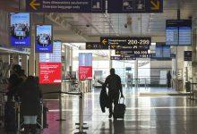 """صورة الحكومة الفدرالية """"ستحظر السفر في حال لزم الأمر"""" !"""