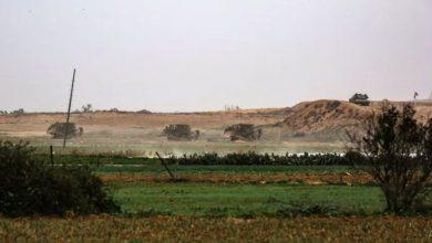 """صورة مع انتشار للقوات التركية.. غارات روسية تستهدف تلال """"الكبانة"""""""