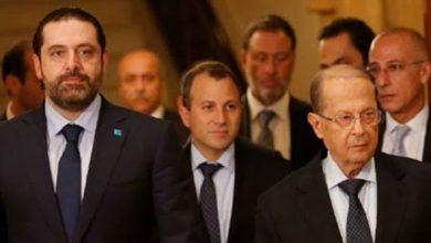 """صورة """"الشرق الأوسط"""": الحريري ضدّ """"حكومة مثل سابقاتها… واجتماعه مع عون رهن بتبدّل الأجواء"""