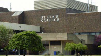 صورة إلغاء فصول دراسية في كلية سانت كلير …. … إليكم المستجدات لهذا اليوم !
