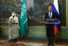 صورة وزير الخارجية السعودي: إيران تنشر الخراب في المنطقة