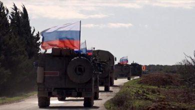 صورة قتلى بصفوف الجيش الوطني إثر تسلل قوات روسية شمالي سوريا