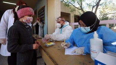 صورة كورونا.. 10 وفيات في العراق و مثلها بالسعودية