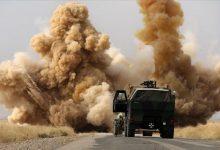 صورة 25 قتيلا من مجموعات إيرانية بقصف إسرائيلي شرقي سوريا