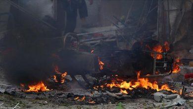 صورة سوريا.. مقتل مدنيين اثنين بتفجير دراجة مفخخة في تل أبيض