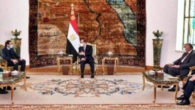 صورة السيسي للحريري: مصر حريصة على إخراج لبنان من معاناته