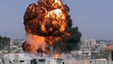 """صورة مرفأ بيروت ضحية سلاح """"الأسد"""" الكيميائي!"""