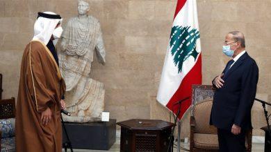 """صورة حراك دبلوماسيّ عربيّ لافِت.. هل """"تُفرَج"""" لبنانيًّا؟"""