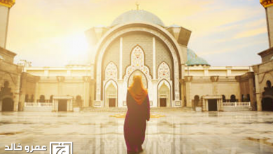 صورة أمامة بنت أبي العاص .. حفيدة الرسول المحببة إلي قلبه .. و أسرار قلادة أثارت غيرة أم المؤمنين