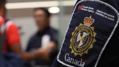 صورة هام : شرطة الحدود الكندية تمنع مهاجرين من دخول كندا رغم تأشيراتهم الصالحة !