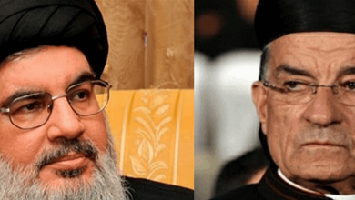 """صورة هكذا سيرد """"حزب الله"""" على الراعي!"""