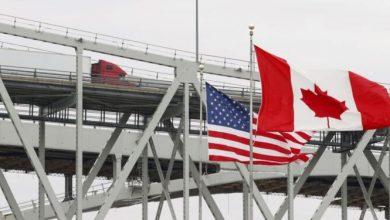 صورة غموض حول أسباب إغلاق أميركا حدودها في وجه الكنديين !