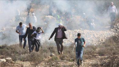 صورة في يوم الأرض…الاحتلال يواصل الهيمنة على أراضي الضفة