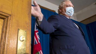 صورة أونتاريو تغلق المدارس حتى إشعار آخر … إليكم مستجدات الإصابات !