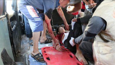 صورة بينهم طفلان.. إصابة 3 مدنيين في قصف لقوات الأسد على قرى إدلب