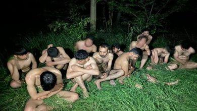 صورة التعرية الكاملة.. ممارسة يونانية جديدة ضد اللاجئين